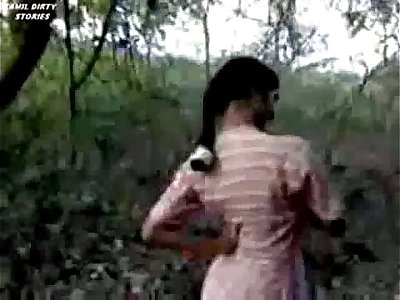 Indian girl fucking in forest