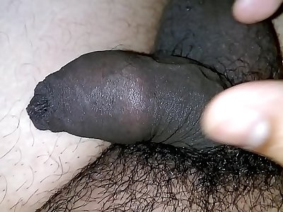 Indian closeup handjob
